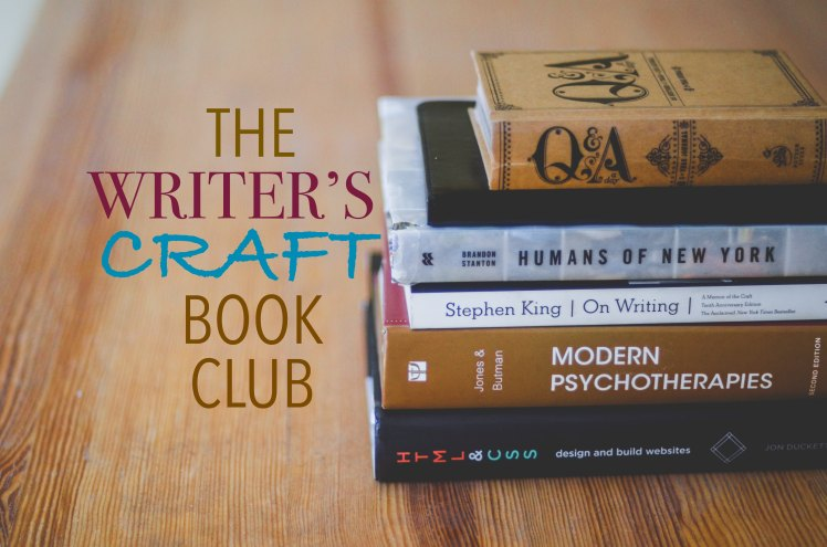 WritersCraftBookClub